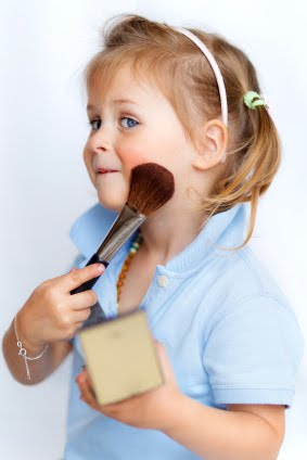 kinder make-up1